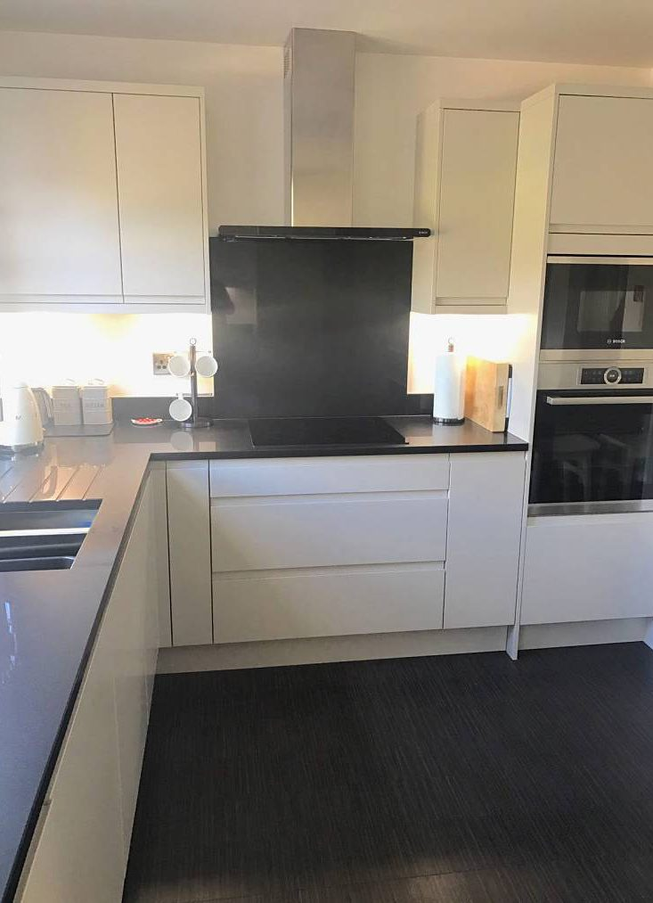 quality kitchen units, worktops and appliances fitted in Harden by Janus Interiors Bingley
