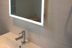 From the Unusable to a Sumptuous New Bathroom