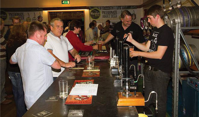 Eldwick Beer & Banger Festival, Sponsored by Simply Bathrooms & Kitchens