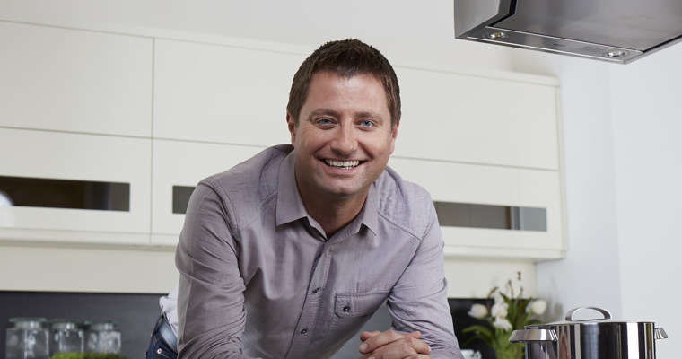Channel 4's George Clarke recommends Sheraton Kitchens.