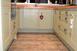 Shaker Style Kitchen In Baildon