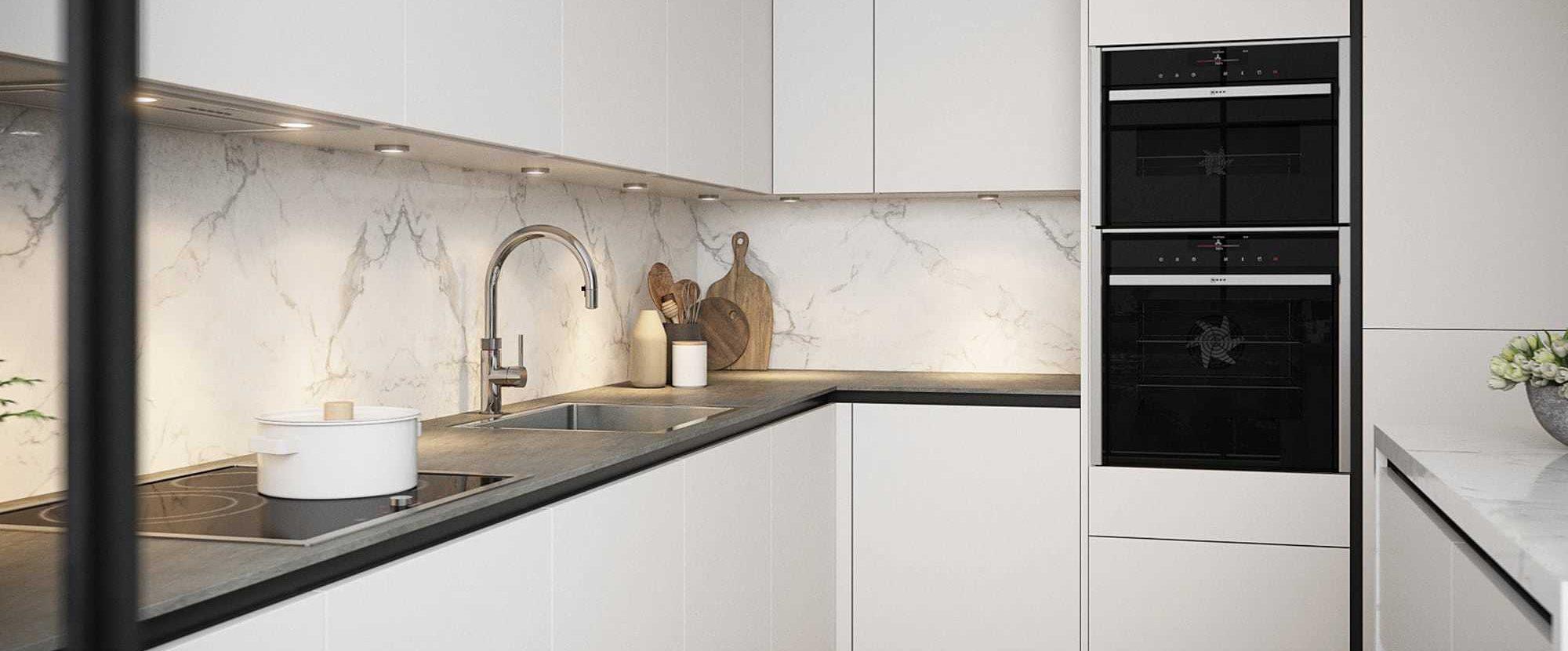 daval camden cameo small kitchen