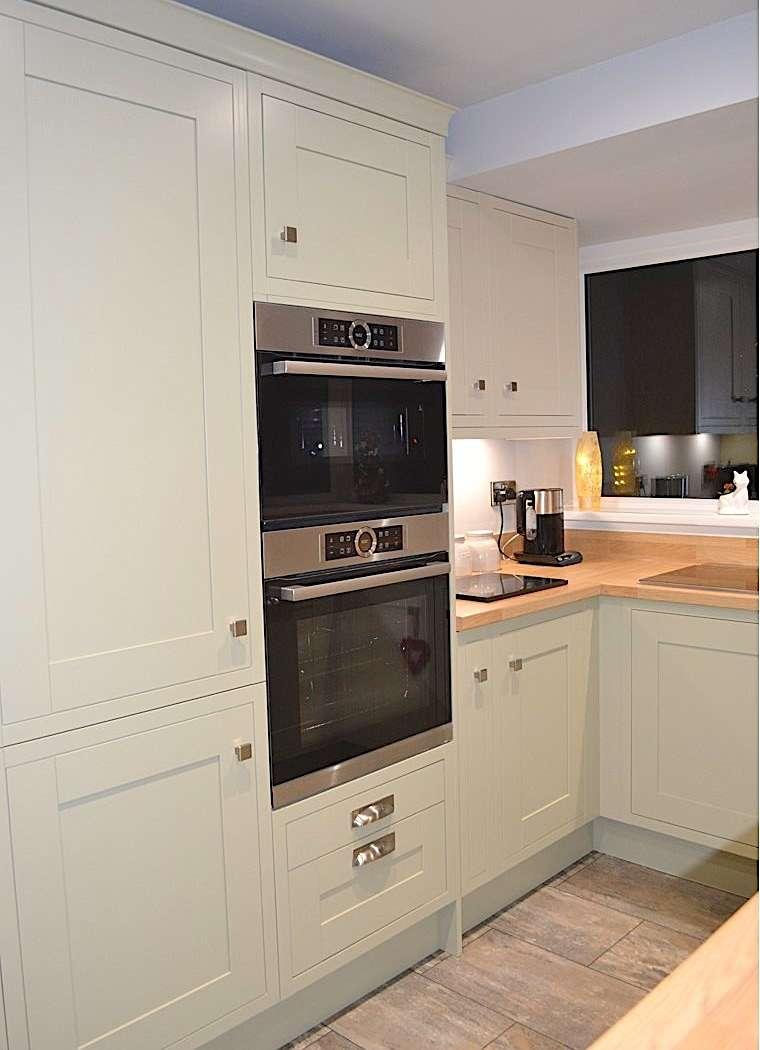 testimonial review of Janus Interiors kitchen installed in Baildon near Shipley