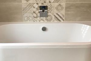 new bathroom installed at Grassington near Skipton