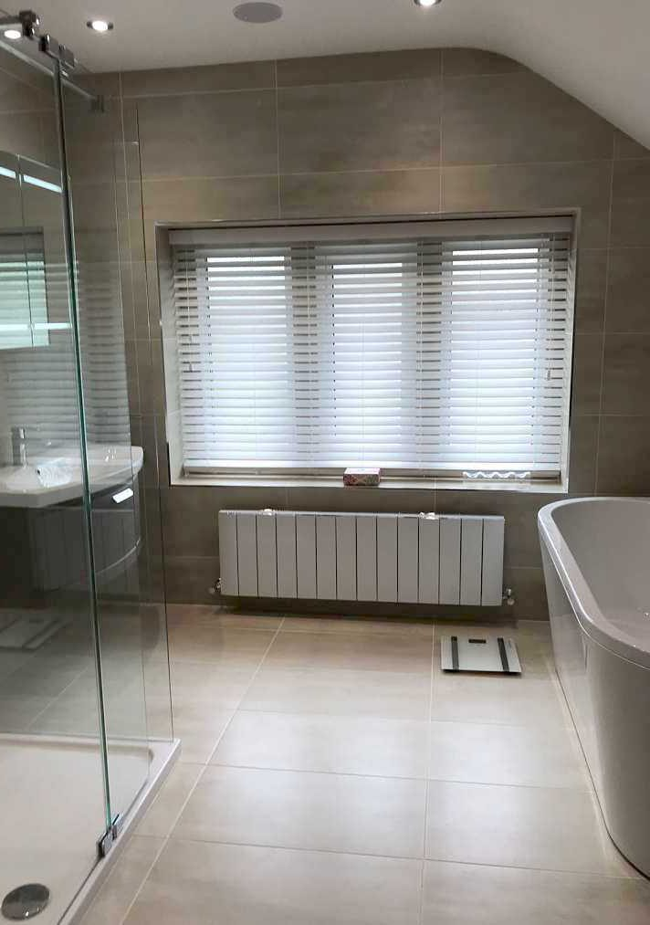 new bathroom at Grassington near Skipton