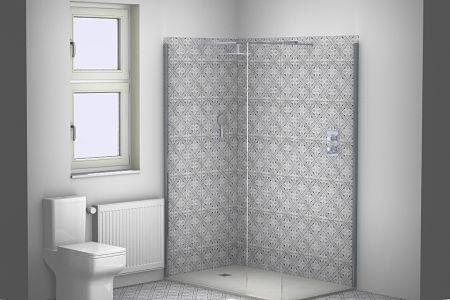 free 3D Computer generated bathroom design