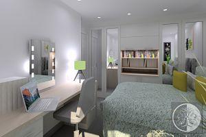 daughter bedroom design