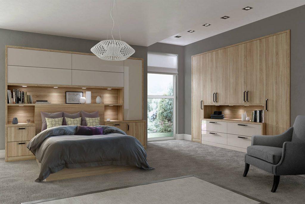 Coco Garde Daval bedroom