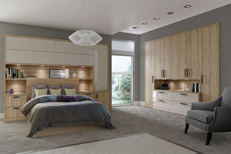 daval bespoke made to measure bedrooms