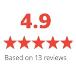 Janus Interiors have received a rating of 4.9 from Which? Trusted Trader reviewers