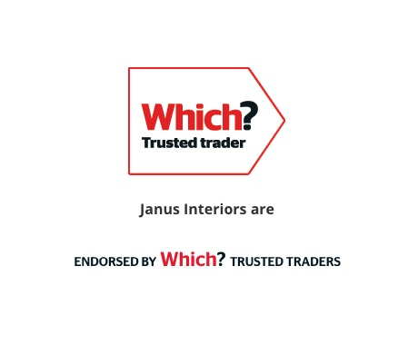 janus Interiors are endorsed by Which Trusted Trader
