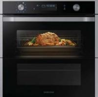 Energy saving Samsung dual cook oven