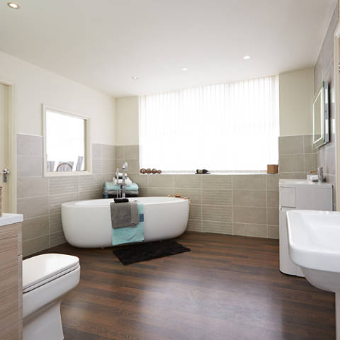 The Janus Interiors bathroom showroom in Bingley near Bradford