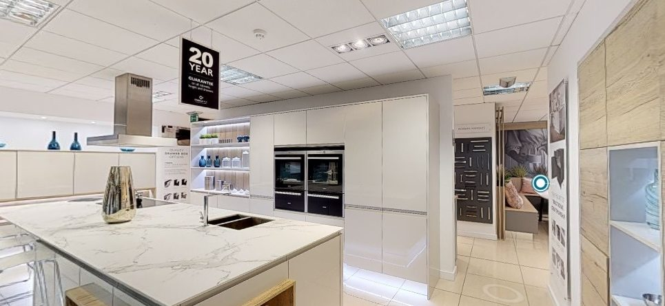 Sheraton kitchens virtual showroom