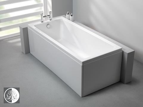 Carron Low Level Bath