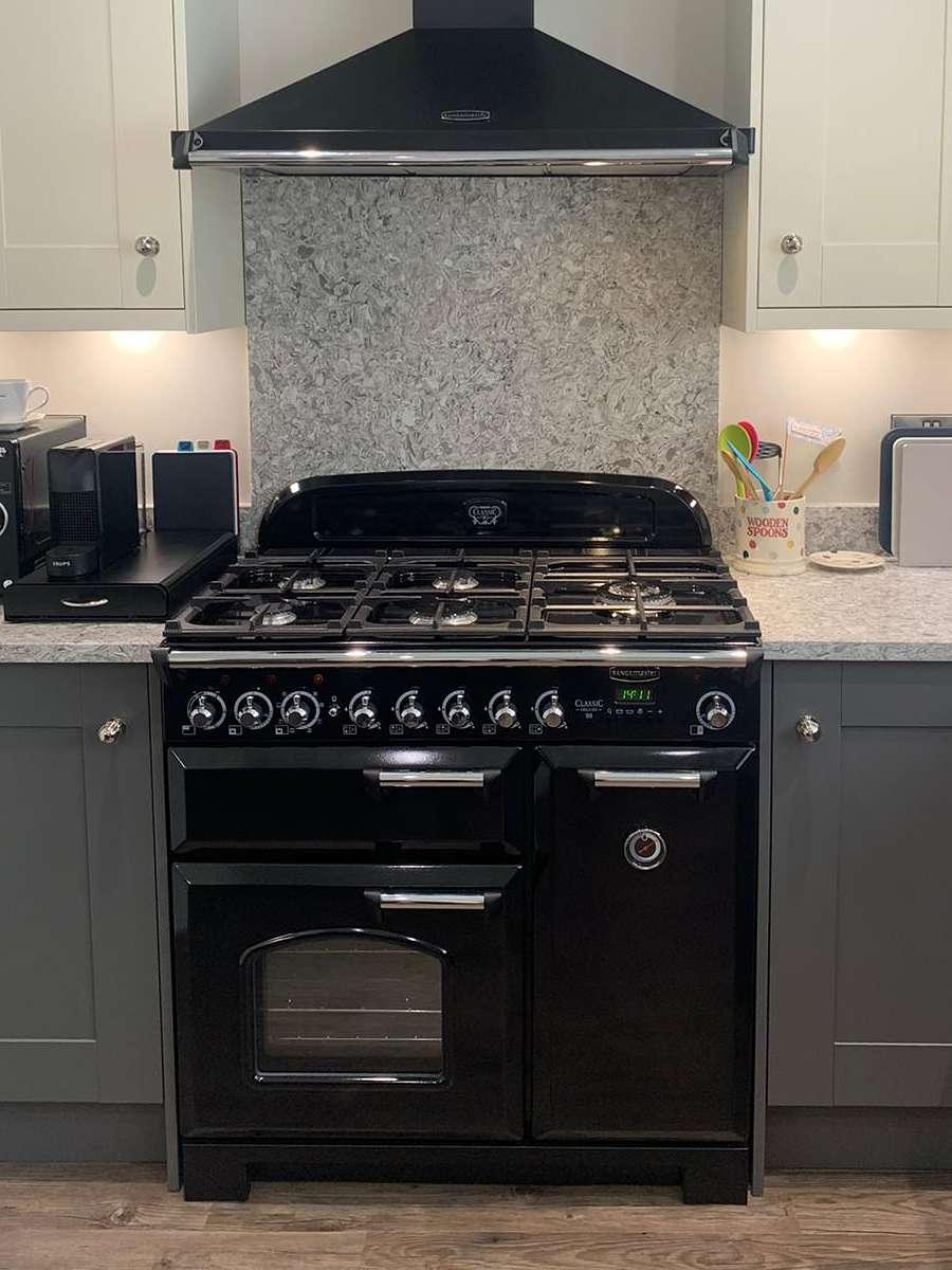 new kitchen in Ilkley